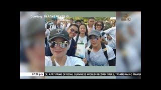 ICYMI: Mga local artist, kabilang sa nakiisa sa Worldwide Walk ng Iglesia Ni Cristo