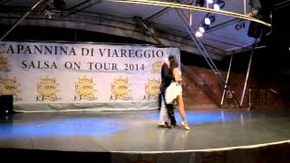 "Salsa On Tour 2014 - Matar & Livia ""Mas Que Rumba"""
