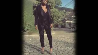 Ludmilla rap da felicidade homenagem a Rafaela silva