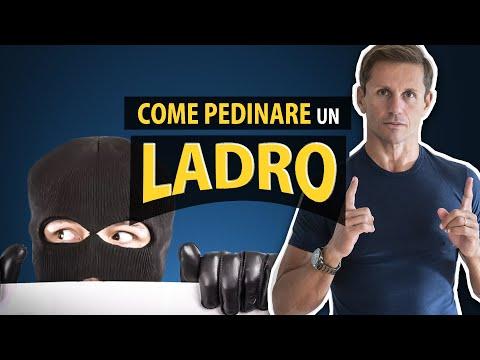 COME PEDINARE UN LADRO | avv. Angelo Greco | avv. Angelo Greco