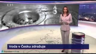 Proč voda v Česku stále zdražuje?