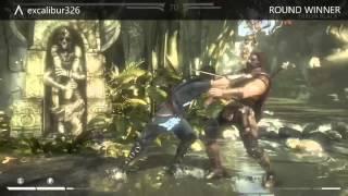 Mortal Kombat X ROUND WINNER