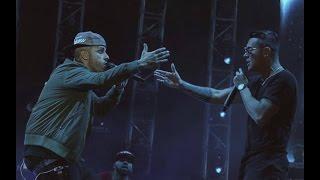 Kevin Roldan Ft Nicky Jam - Una noche mas En El Choliseo De Puerto Rico 2015