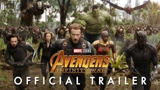 Marvel Studios' Avengers: Infinity War Official Trailer width=