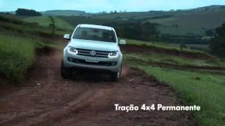 Volkswagen Amarok TDi 4Motion - Detalhes | Vídeo de 2016