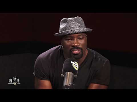 Mike Colter On Luke Cage, Being Punched On Set, & Ric Flair