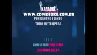 Latino ft Daddy Kall   Dança Kuduro   karaoke   Videoke   Dvdoke