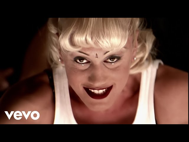Vídeo oficial de Spiderwebs de No Doubt