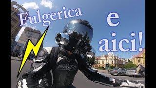 (Motor)Bike MotoVlog #15 Primul motovlog cu Fulgerica