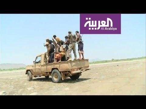 قواتُ الشرعية تسيطر على وادي وفج حرَض في حجة