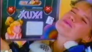 Comercial album de figurinhas Xou da Xuxa
