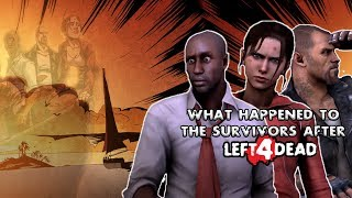 What Happened to the L4D1 Survivors after The Passing?