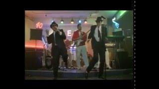 """1994: Fritz Wepper und Klaus Wildbolz als """"Bluesbrothers"""" - Der Film"""