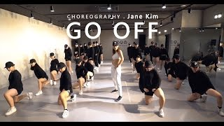 GO OFF - MIA / Choreography . Jane Kim