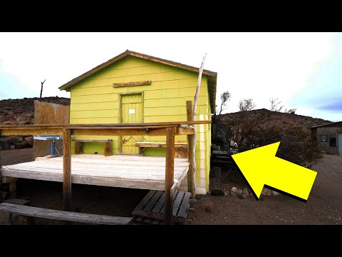 You Won't BELIEVE The Off Grid Cabin We Found!
