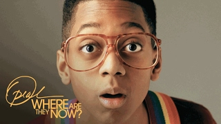 "Family Matters' Bryton James Says Jaleel White Had ""Tough"" Time as Urkel 