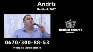 Andris 2017 Bettinek
