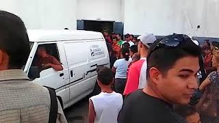 Con aplausos despidieron los barquisimetanos a Memín Hernández