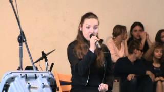 Ewa Farna - Znak _(cover). Agata Widlarz