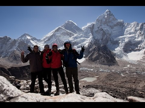 Long Way Up – Everest Base Camp Trail