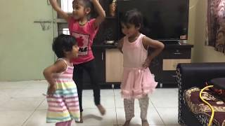 little baby comedy gujarati song funny dance live video