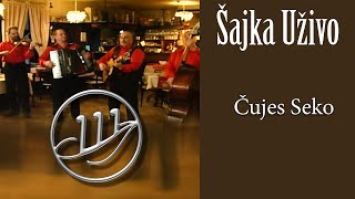 Starogradske pesme - Sajka - Cujes seko - (Official Video)