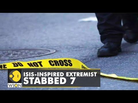 Sri Lankan individual stabs 7 persons | English News | Latest News Updates