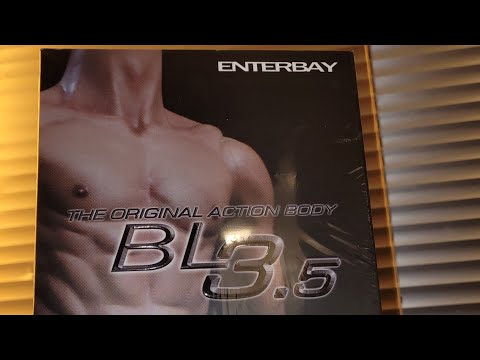 ENTERBAY BL3.5 1/6 Scale Bruce Lee The Original Action Body Retail Impressions