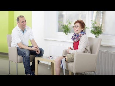 Prosedo - Locking knee with sitting assist