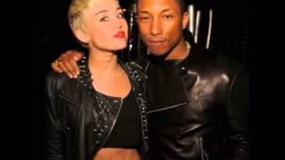 Pharrell Williams ft. Miley Cyrus Come Get It Bae