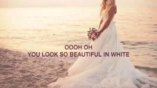 Westlife - Beautiful In White (lyrics)