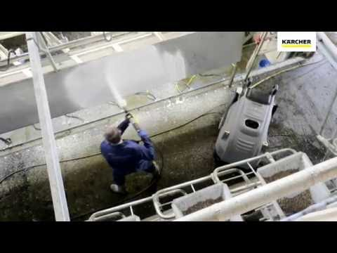 Kärcher Branschlösningar - Jordbruk