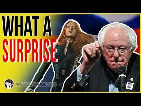 The Real Reason Putin's Kremlin Is Helping Bernie