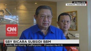 SBY: Pemerintah Tak Perlu Ragu Beri Subsidi yang Pantas
