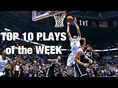 Top 10 NBA Plays: Oct. 25-Oct. 29