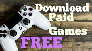 Download any paid game free from aptoid   easily