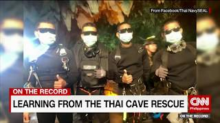 The National for July 10, 2018 — Thai Cave Rescue, NATO, Humboldt Broncos width=