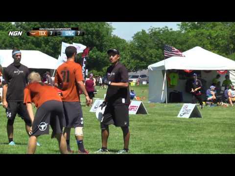 Video Thumbnail: 2014 College Championships, Men's Pool Play: North Carolina vs. Texas