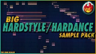 BIG HARDSTYLE SAMPLE PACK | KICK, CLAPS, SNARES, FX, LOOPS & MANY MORE [FREE DOWNLOAD]