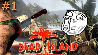 """I'll Shank You In The Bum!"" - Dead Island"