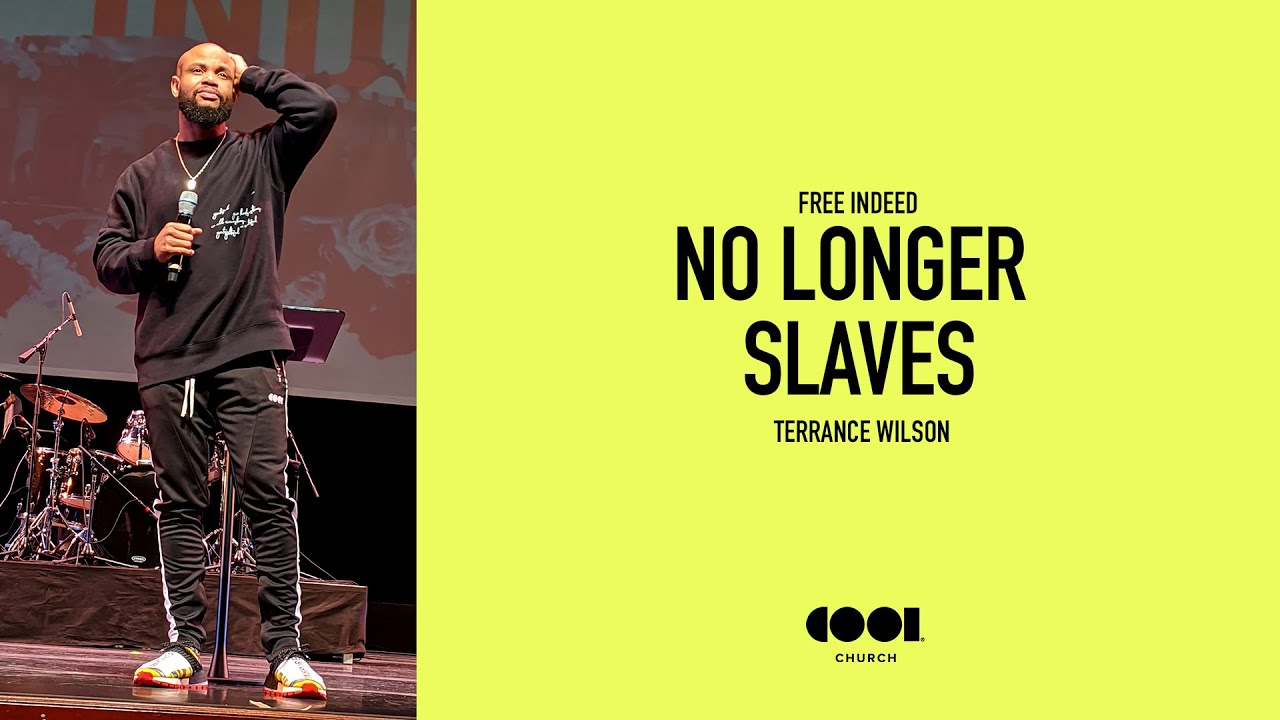NO LONGER SLAVES Image