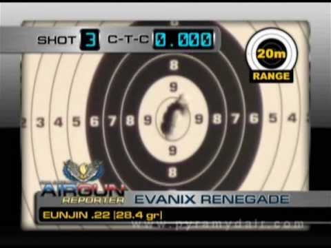 Video: Evanix AR6 and Evanix Renegade - Airgun Reporter Episode #11 | Pyramyd Air