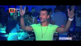 Malia TV - Dj Target @ Candy Club Malia 2014 (Dillon Francis&DJ Snake - Get Low)