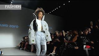 ASHLEY RAYNOR - FLYING SOLO SS 2020 New York - Fashion Channel