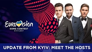Update from Kyiv: Hosts for the contest announced!