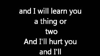 Busta rhymes ft.Eminem-il hurt you lyrics on screen
