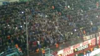 Trabzonspor Taraftar Tezahüratı 2014 ilk derbi