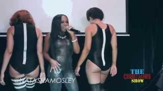 Natasha Mosley - All the time/Shotgun (Live Performance @ BQE ATLanta) Part 1