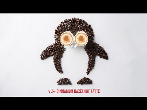 Peet's Coffee | Penguin Bean Art