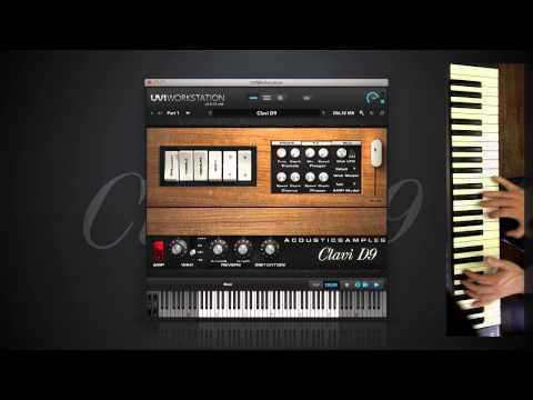 Clavi D9 by Acousticsamples Demo video